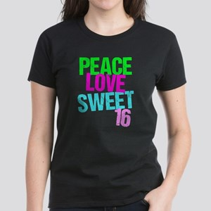 Sweet Sixteen Women's Dark T-Shirt