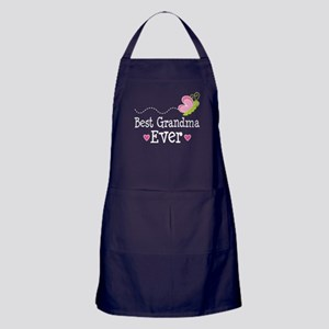 Best Grandma Ever gift Apron (dark)