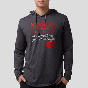 Warning: Midnight Long Sleeve T-Shirt