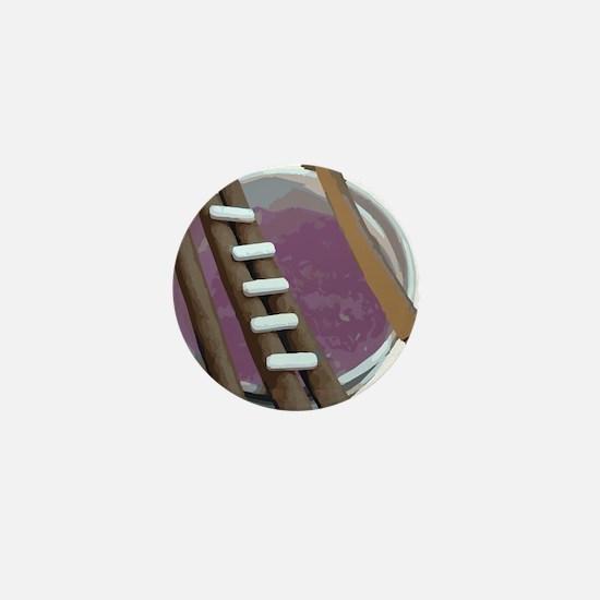 purple cup blunts Mini Button