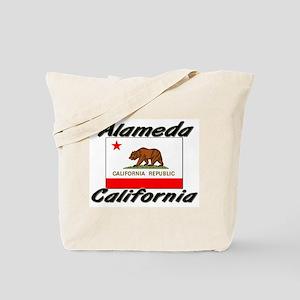 Alameda California Tote Bag