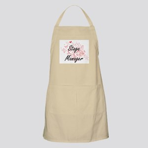 Stage Manager Artistic Job Design with Butte Apron