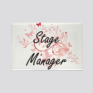 Stage Manager Artistic Job Design with But Magnets