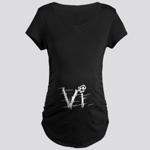 VI (Sixx) Maternity Dark T-Shirt