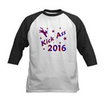 Kick Ass 2016 * Kids Baseball Jersey