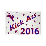 Kick Ass 2016 * Rectangle Magnet (100 pack)