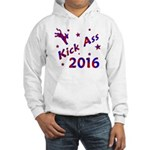 Kick Ass 2016 * Hooded Sweatshirt