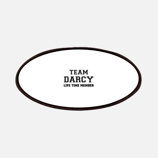 Team DARCY, life time member Patch