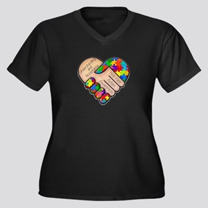 autism awareness Plus Size T-Shirt