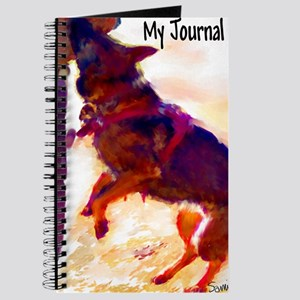 German Shepherd Protect 3 Journal