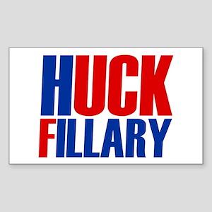 Huck Fillary Sticker