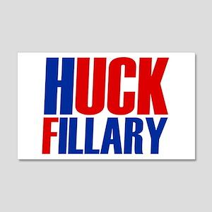 Huck Fillary Wall Sticker