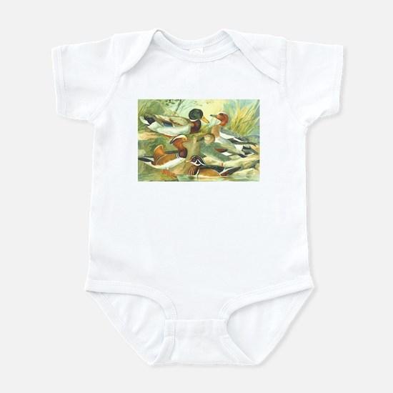 Duck Infant Bodysuit