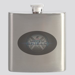 Agents of S.H.I.E.L.D. Title Card Flask