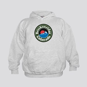 BRECKENRIDGE COLORADO Skiing Ski Mounta Sweatshirt