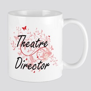 Theatre Director Artistic Job Design with But Mugs