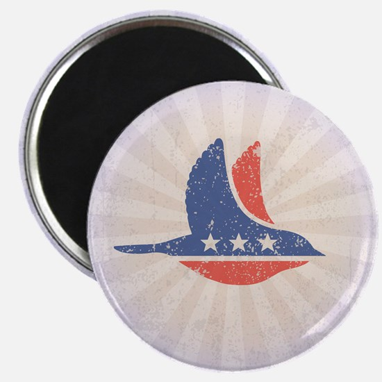 "Social Democrat Logo 2.25"" Magnet (10 pack)"