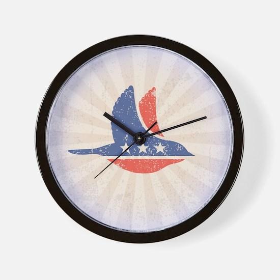 Social Democrat Logo Wall Clock