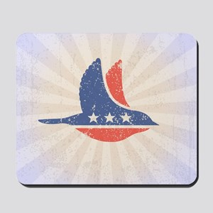Social Democrat Logo Mousepad