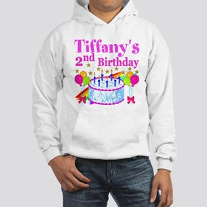 2ND BIRTHDAY Hooded Sweatshirt