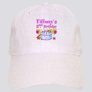 Hats 2ND BIRTHDAY Cap