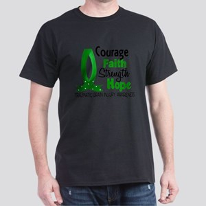 Courage Faith 1 TBI T-Shirt