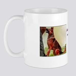 German Shepherd Protect 1 Mug
