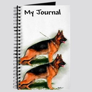 German Shepherd Obedience Sta Journal