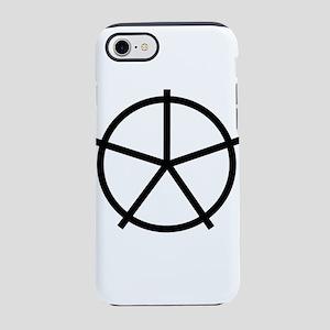Fat Fetish Symbol iPhone 8/7 Tough Case
