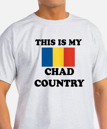 This Is My Chad Country T-Shirt