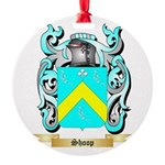 Shoop Round Ornament