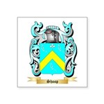 Shoop Square Sticker 3