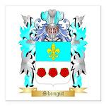 Shongut Square Car Magnet 3