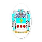 Shondorf Oval Car Magnet