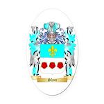 Shon Oval Car Magnet