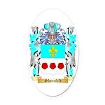 Shoenfeld Oval Car Magnet