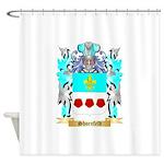 Shoenfeld Shower Curtain