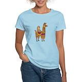 Llama Women's Light T-Shirt