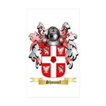 Shmouel Sticker (Rectangle 50 pk)