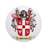 Shmouel Round Ornament