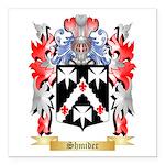 Shmider Square Car Magnet 3