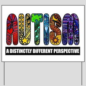 BEST Autism Awareness Yard Sign