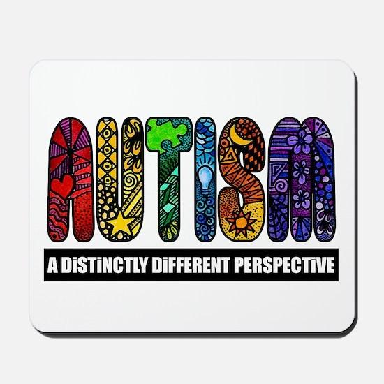 BEST Autism Awareness Mousepad