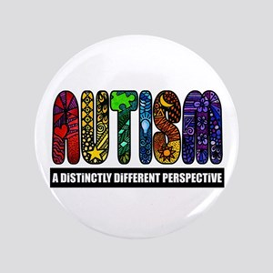BEST Autism Awareness Button