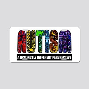BEST Autism Awareness Aluminum License Plate