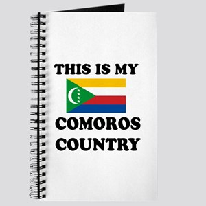 This Is My Comoros Country Journal