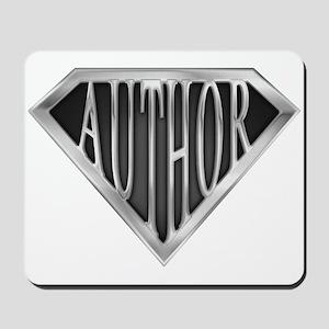 SuperAuthor(metal) Mousepad