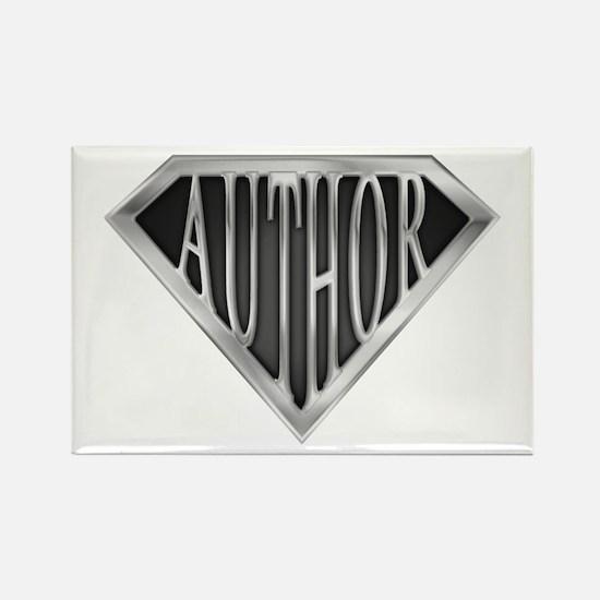 SuperAuthor(metal) Rectangle Magnet