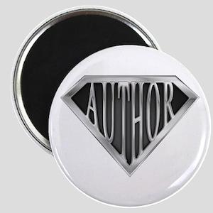 SuperAuthor(metal) Magnet