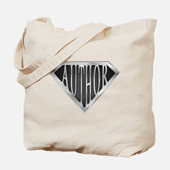 SuperAuthor(metal) Tote Bag